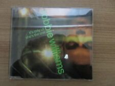 Robbie Williams – She's The One / It's Only Us Promo Korea Orig Green CD