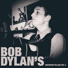 BOB DYLAN's Greenwich Village Vol. 2 - 2016 RECORD STORE DAY 2 x LP UK RSD v/a