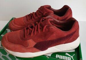 Puma x BWGH XS 698 - Madder Brown - UK 9 / US 10 / EUR 43 - Trinomic Brooklyn