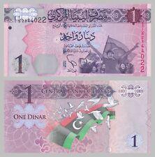 Libye/Libye 1 dinar 2013 p76 unz.