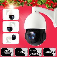 20X Optical Zoom Auto Tracking HD 1080P 2.0MP PTZ IP Camera SONY CMOS Security