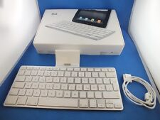 iPad Keyboard Dock MC533D/A ORIGINAL-Apple Dockingstation Tastatur iPad 1 2 3