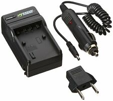Wasabi Power Battery Charger for Sony BC-TRV, NP-FV30, NP-FV50, NP-FV70,