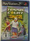 Playstation PS2 JUEGO TENIS Court Smash, USADO PERO BUENO
