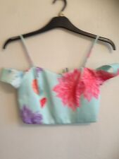 BNWT  TOPSHOP ladies summer/holiday top size 8