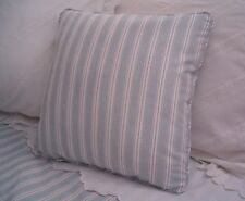 NEW Custom Ralph Lauren Hope Chest Stripe Pillow 16 inch Invisible Zipper Close