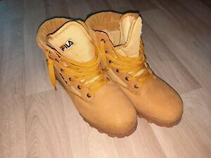 Fila Boots Stiefel Winter Grunge Mid grösse 46, wie neu, 2 bis 3 mal getragen