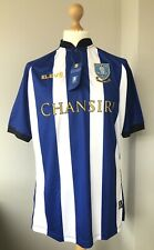 Sheffield Wednesday Home Football Shirt XL BNWT