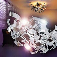 Deckenleuchten Design Wohn Zimmer Lampen Chrom Flur Leuchten Küchen Strahler