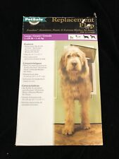 PetSafe Replacement Flap For Freedom Aluminum Pet and Extreme Doors Large