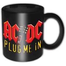 AC/DC - Plug Me In - Coffee Mug - Tasse - Kaffeebecher