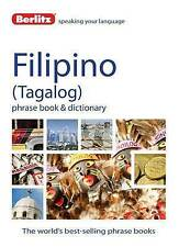 Berlitz Language: Filipino Phrase Book & Dictionary by Berlitz Publishing Company (Paperback, 2013)
