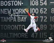 Andrew Benintendi Boston Red Sox Signed 16x20 Photo 2018 World Series Fanatics