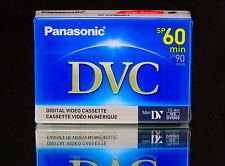 Panasonic DVC SP 60 LP 90 Mini DV Digital Video Cassette AY-DVM60EJ