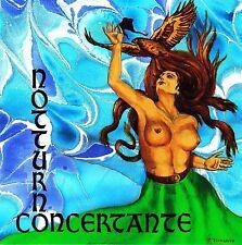 NOTTURNO CONCERTANTE - THE GLASS TEAR - CD RARO FUORI CATALOGO 1994