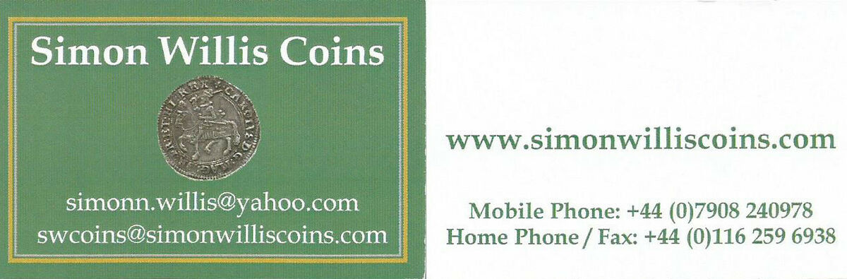 Simon Willis Coins Ltd