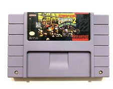 Donkey Kong Country 2 II Diddy Kong's Quest Super Nintendo SNES Game Authentic!