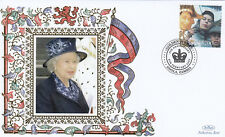 (18892) Zambia Benham Cover Queen Golden Jubilee Anniversary 6 February 2007