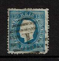Portugal SC# 46, Used, small side tear - S7769