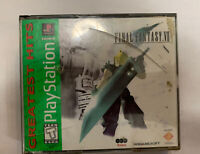 Final Fantasy VII (PlayStation 1, 1997)