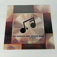 The Gonvick Highschool Band 1970 - 71 Vintage LP Vinyl NEW Sealed Mark Records