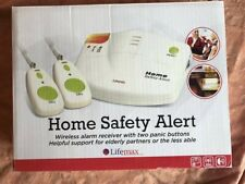 Home Safety Alert Care Call Fall Alarm Patient Medical Elderly Panic Pendant