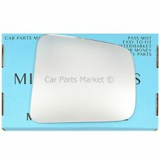Right side Flat Wing door mirror glass for Ford Ranger 1999-2006