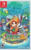 Ittle Dew 2 (Nintendo Switch, 2017)