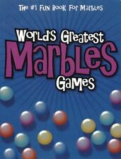 Worlds Greatest Marbles Games (The #1 Fun Book fo