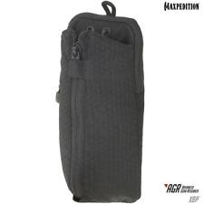 Maxpedition XBP Expandable Up to 32oz Bottle Pouch MOLLE GEAR Bag Black XBPBLK