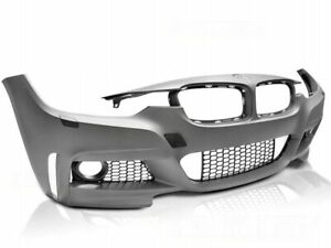 NEW Performance Front Bumper For BMW F30 / F31 M SPORT with VENTS