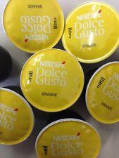 DOLCE Gusto Grande Caffè baccelli, 30 capsule, 30 bevande VENDUTE SCIOLTE