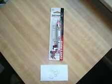 1 DEVIL'S HORSE SILVER SHINER SMITHWICK TOPWATER AF213 NEW IN THE PACKAGE