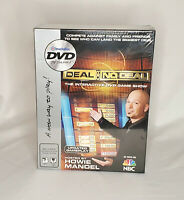 DVD GAME SHOW Deal or No Deal Howie Mandel - Interactive (DVD, 2006) BRAND NEW