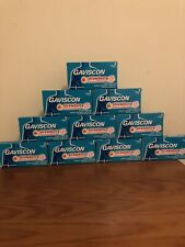 Gaviscon Strawberry Heartburn Relief Tablets 10X8 = 80 Pieces Free P&P Long Date