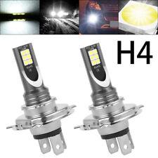 2PCS H4 H7 LED Canbus Error Free Car Headlight Xenon White Bulbs Light 6000K