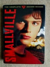 SMALLVILLE:COMPLETE SECOND SEASON DVD NEW & SEALED
