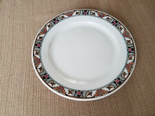 Floridian pattern dinner plate by Buffalo