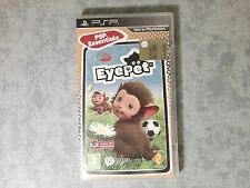 EYEPET ESSENTIALS SONY PLAYSTATION PSP ITALIANO COMPLETO COME NUOVO UCES 01462/E