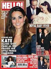 HELLO,Kate Middleton,Natalie Gumede,Victoria Beckham,Rick Parfitt,Miranda Kerr
