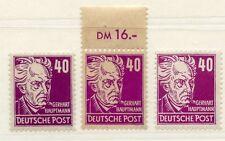 SBZ Köpfe I Postfrisch Nr: 223 Farbe a, b + d  Geprüft BPP Schönherr KW= 220,- €
