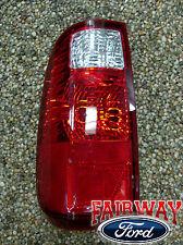 08 thru 16 Super Duty F250 F350 OEM Genuine Ford LEFT - DRIVER Tail Lamp Light