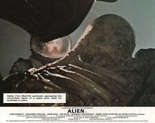Alien lobby cards - Sigourney Weaver, Ridley Scott