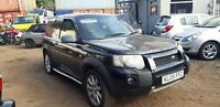 2005 Land Rover Freelander TD4 Sport STARTS SPARES OR REPAIRS