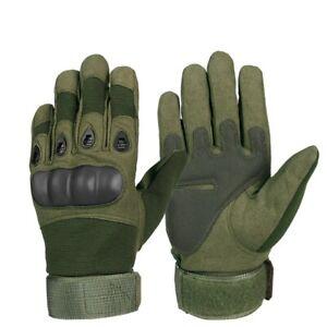 Men's cycling Gloves Military Tactical Gloves Full Finger motor bike Motocross