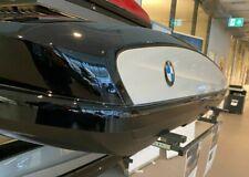 Original BMW Dachbox 420 Liter mit Sonderlackierung Schwarz / Alpinweiß