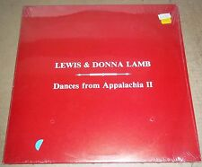 LEWIS & DONNA LAMB Dances from Appalachia II - TR16-BC 00802 SEALED