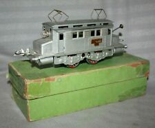 French Hornby Serie O Gauge 3 Rail Locomotive SNCF 20V Fixed Pantograph, 1938/40