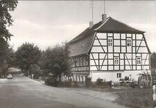 10/243 AK MARK SCHMELZ GASTHAUS WACHTMEISTER WITTENBERG PLANET BERLIN JAHR 1978