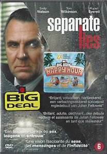 Separate lies    new sealed dvd